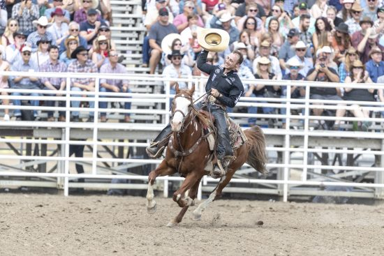 The Struggles Were Real Friday At The Calgary Stampede Blog