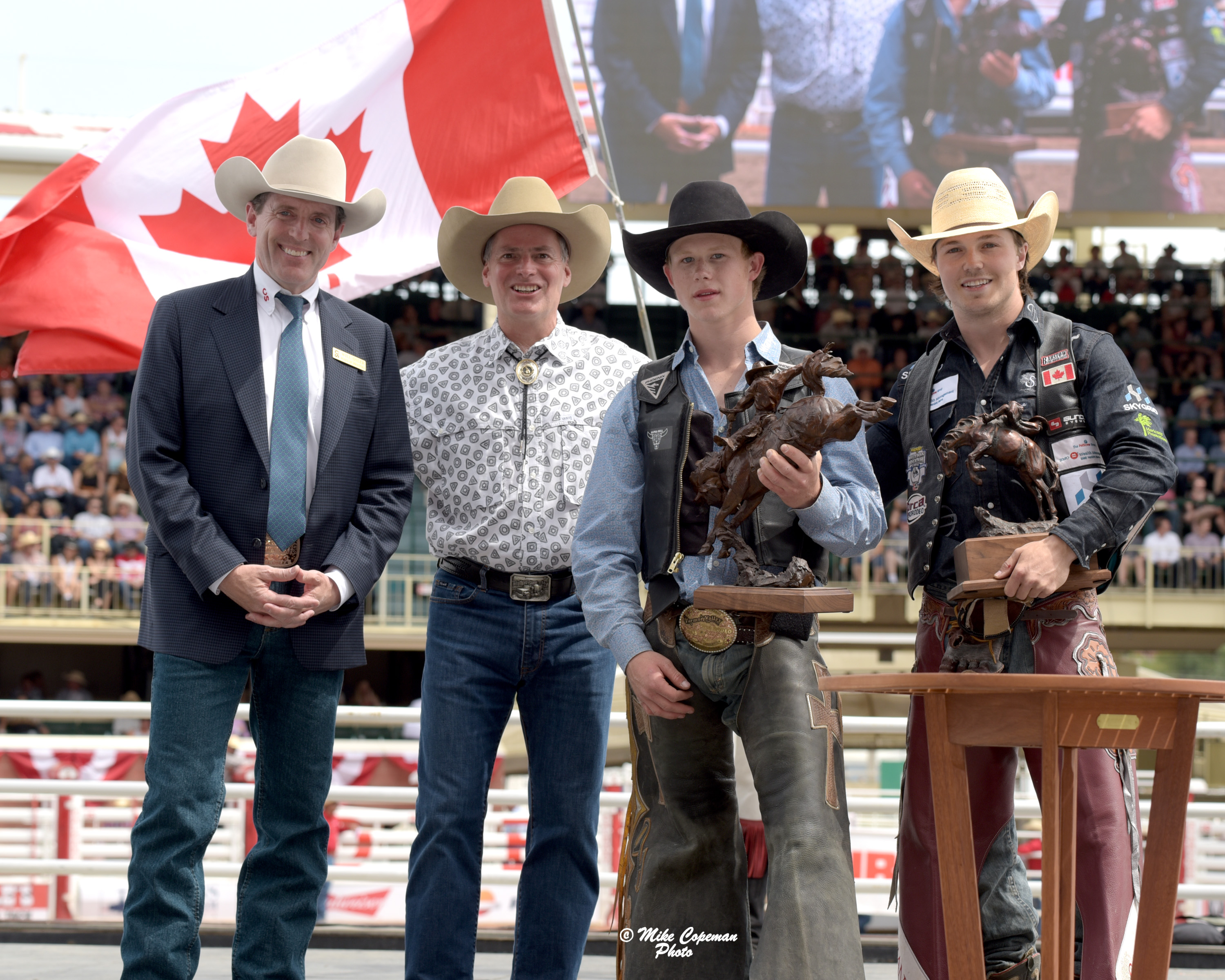 There S Just Something About The Calgary Stampede That