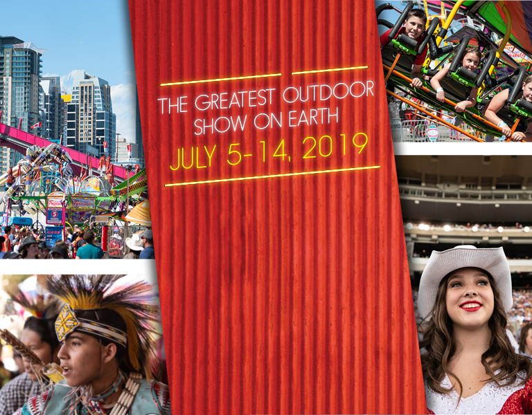 Calgary Stampede July 5 14 2019 The Greatest Outdoor