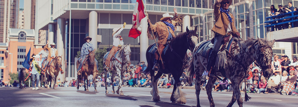 Attractions And Events Calgary Stampede