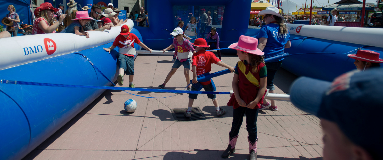 Bmo Kids Zone Calgary Stampede July 3 12 2020