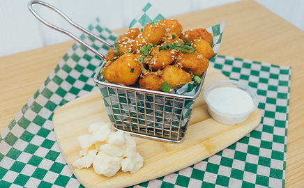 New Midway Food | Calgary Stampede July