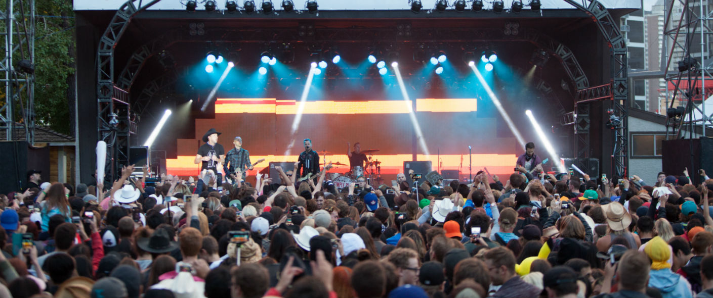 Coca Cola Stage 2018 Concerts Amp Lineup Calgary Stampede