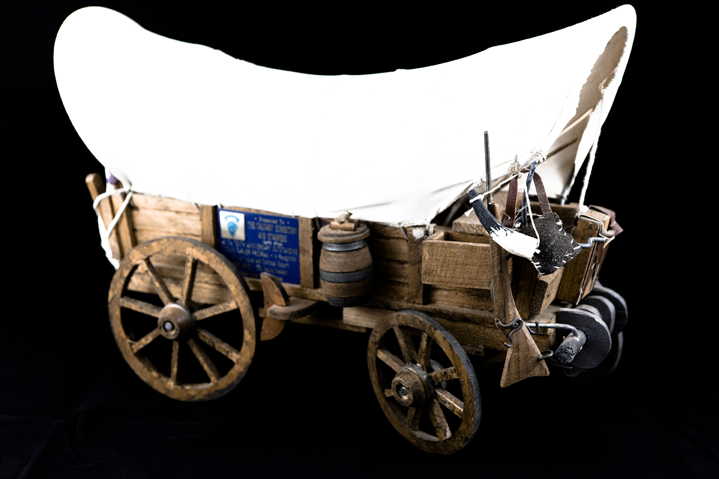 Model Chuckwagon Calgary Stampede