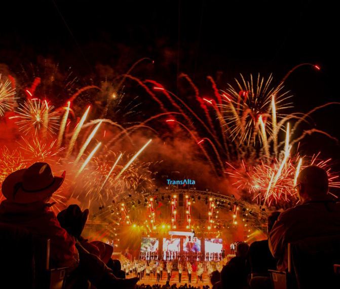Calgary Stampede Evening Show July 3 12 2020