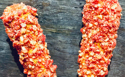 FLAMIN' HOT® CHEETOS® Corn dog - Midway Foods & Drinks - Calgary Stampede 2019