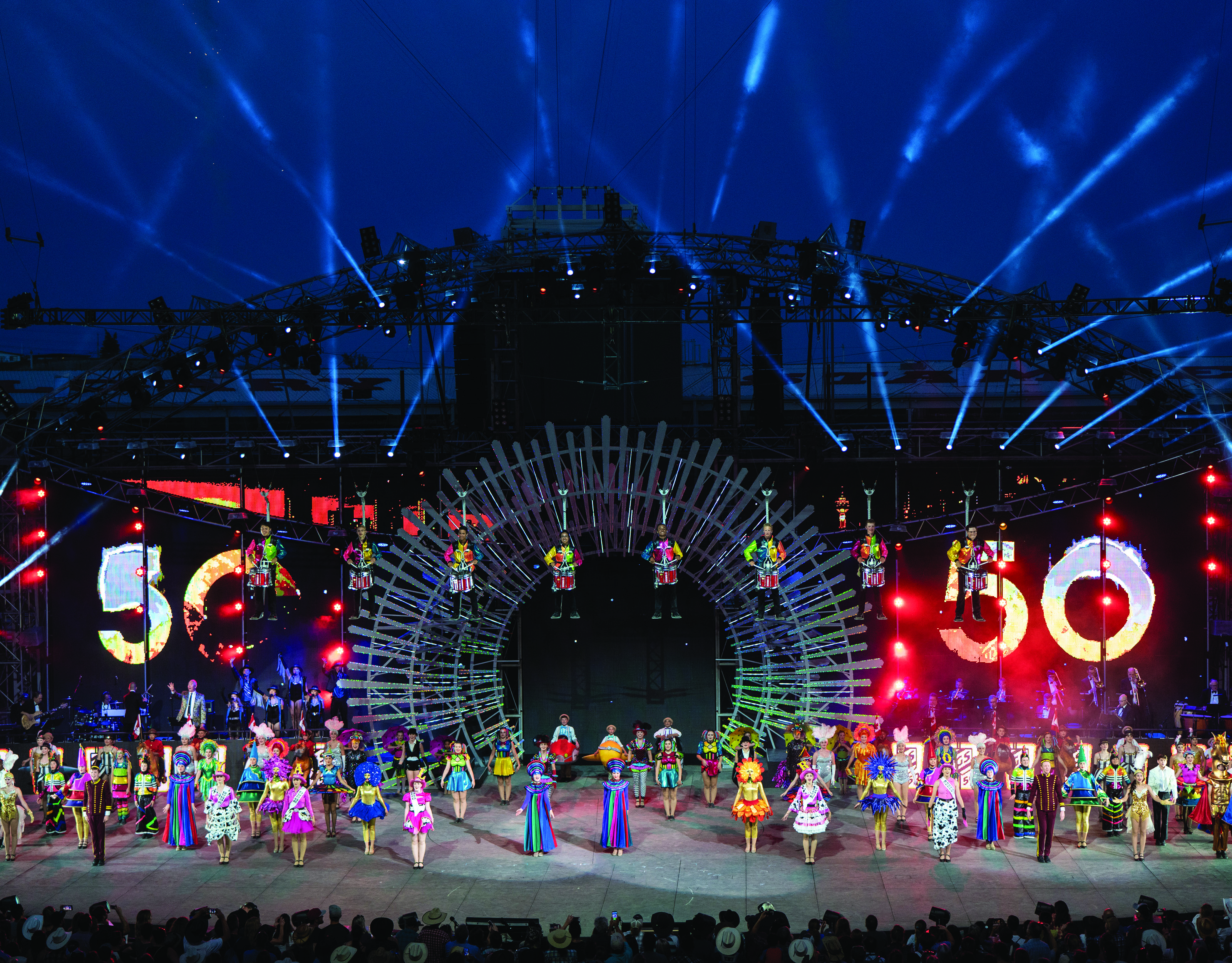 Bell Grandstand Show July 5 14 2019
