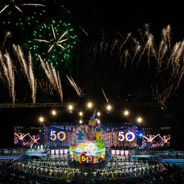 Calgary Stampede Grandstand Show July 6 15 2018