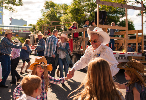 Calgary Stampede Value Days 2018 July 6 15