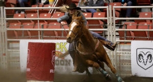 Canadian College Rodeo Final