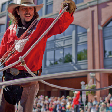 Parade Day July 6 2018 Calgary Stampede