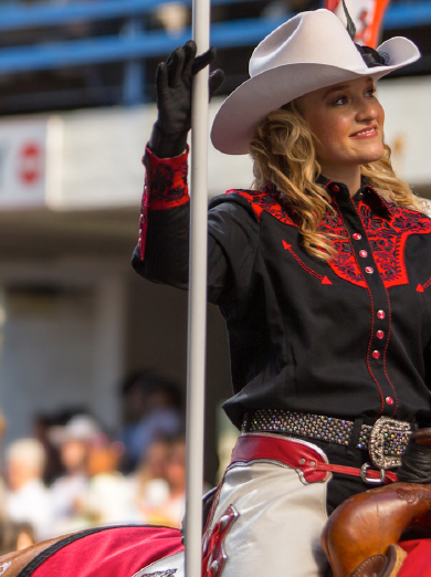 Calgary Stampede Parade 2018 Friday July 6