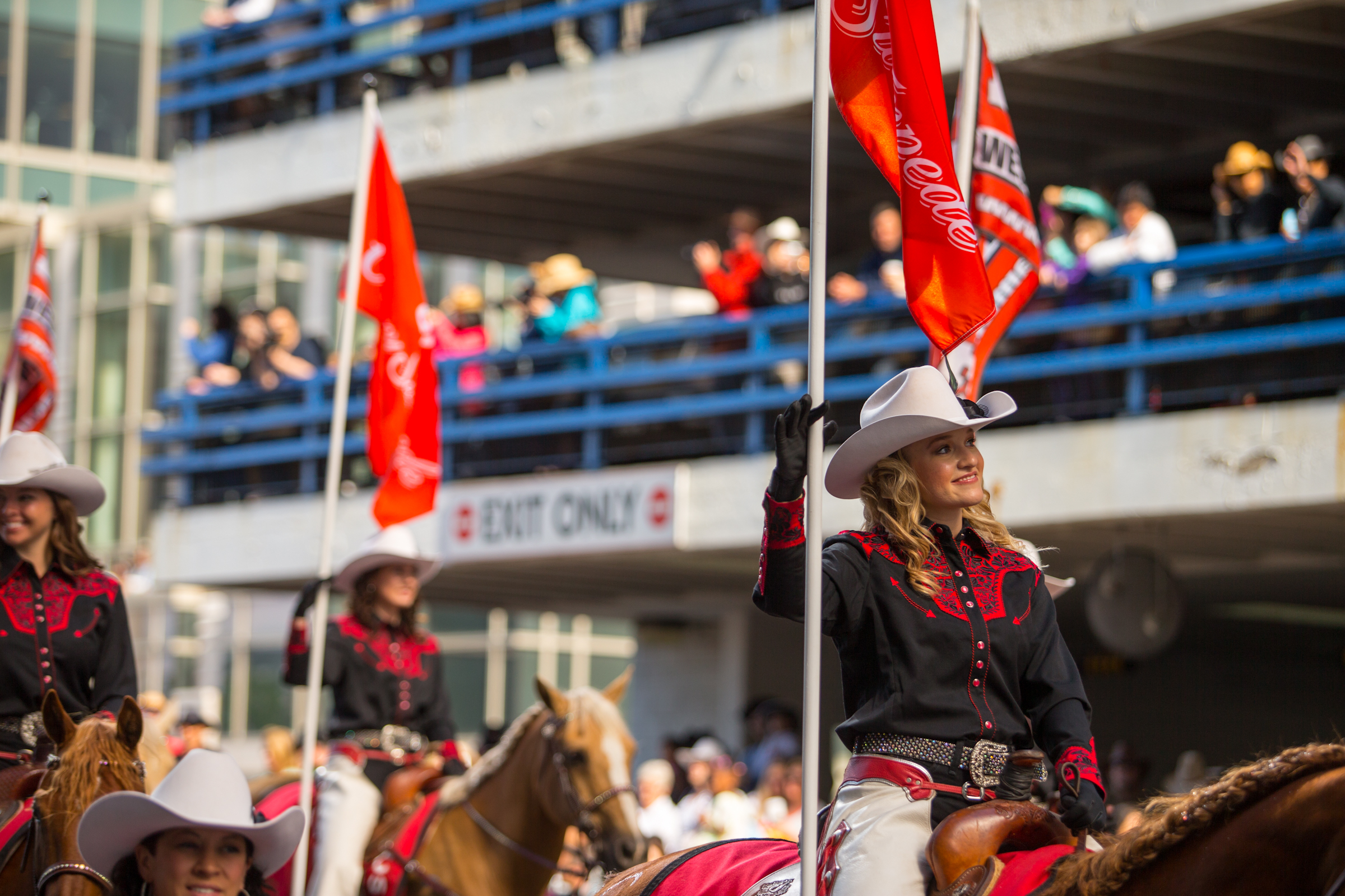 Calgary Stampede Parade Friday July 5 2019