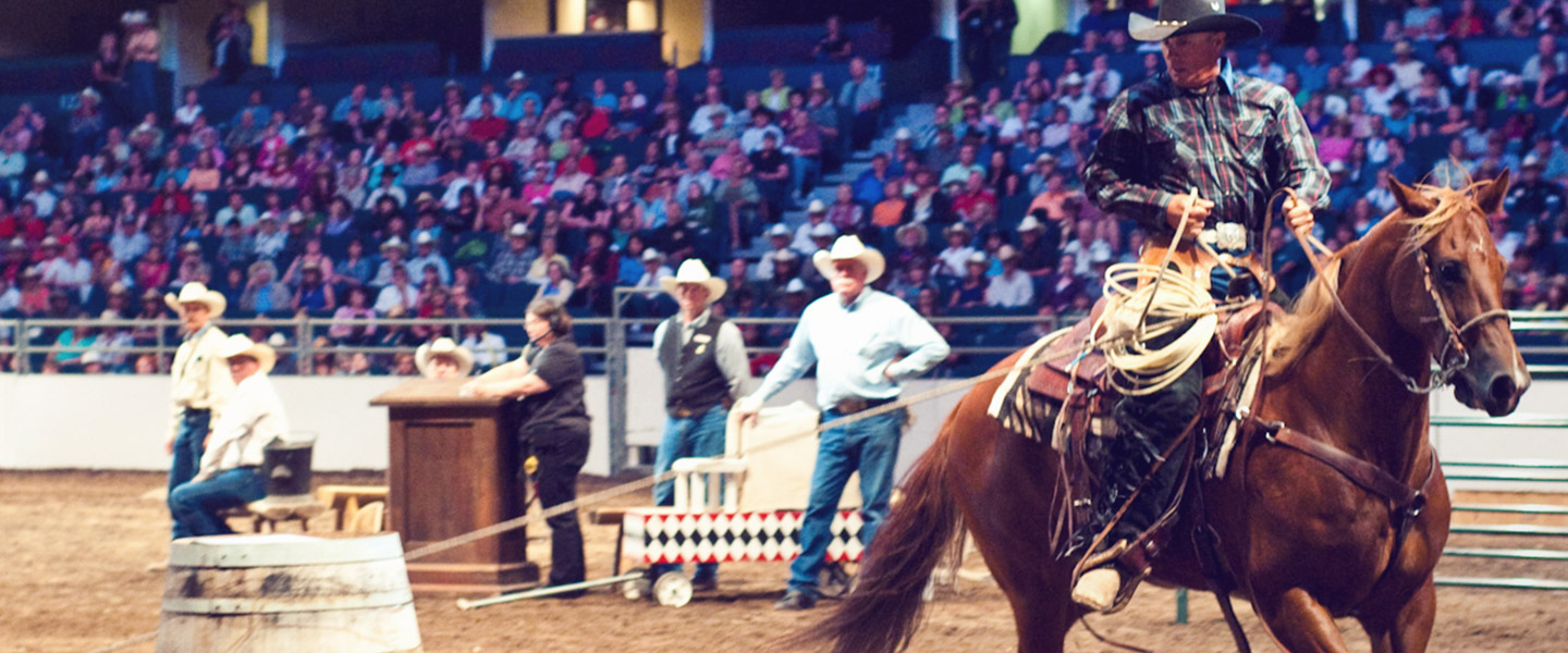 Western Competitions Calgary Stampede