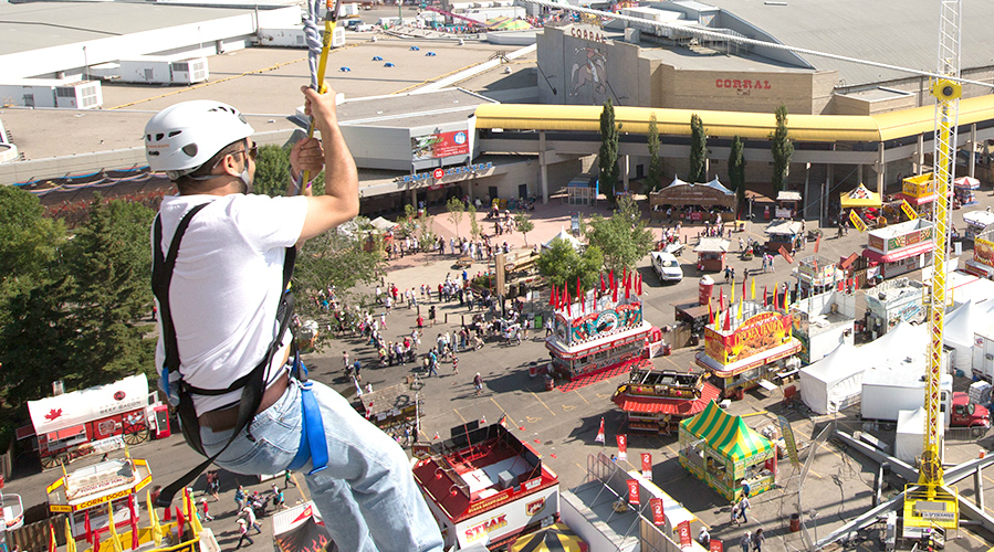 Midway Attractions Calgary Stampede July 5 14 2019